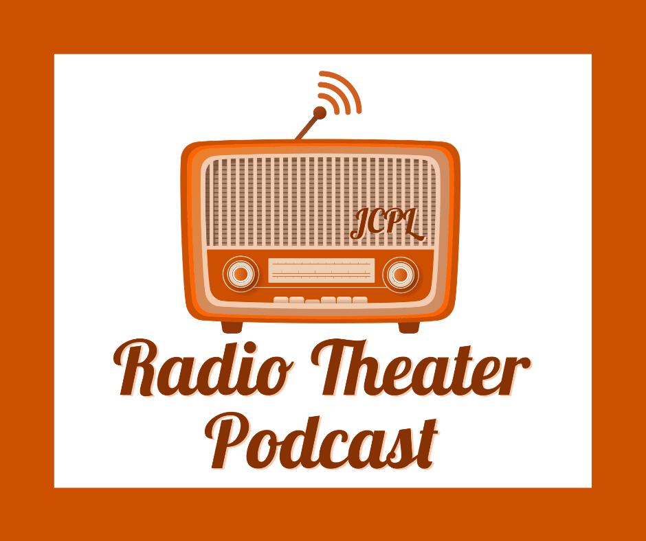 JCPL Radio Theater blog header